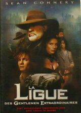 DVD LA LIGUE DES GENTLEMEN EXTRAORDINAIRES - Sean CONNERY / Shane WEST