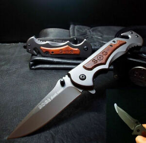 Assisted Opening SOG Knife Camping Hunting Tactical Saber Outdoor Multi-tools