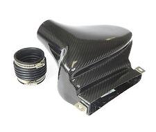 ECHT-CARBON STAUDRUCK-SAMMLER - AUDI A3, VW GOLF 5 1.8 2.0 TFSI GTI