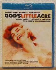 NEW - Gods Little Acre (Blu-ray Disc, 2013) 1958
