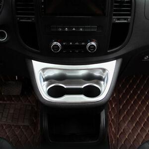 Matte Wasserflasche Dekoration Zierabdeckun für Mercedes-Benz Vito (W447) 14-21