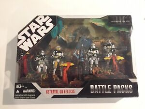 star wars 30th anniversary Betrayal On Felucia Battle Pack