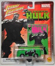 New 2002 INCREDIBLE HULK Marvel Comic VOLKSWAGON Diecast 1960s VW Van GM Product