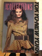 FASHION COLLECTIONS, TOKYO NEW YORK, Fall Winter,  1990-1991