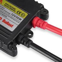 Black 35W/55W 5A DC Digital Slim HID Replacement Ballast Xenon Conversion Kit ds