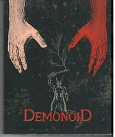 Demonoid (2-Disc Blu-Ray/DVD Set) Vinegar Syndrome w/Slipcover NEW & SEALED!