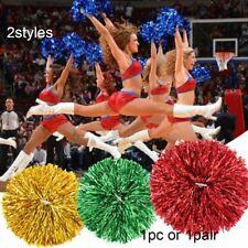 Decorator Cheerleader pompoms Cheerleading Cheering Ball Club Sport Supplies