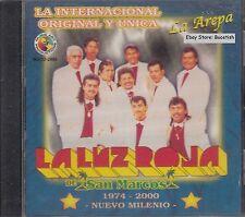 La Luz Roja De San Marcos La Arepa CD Nuevo Sealed