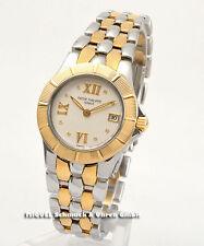 Patek Philippe Armbanduhren mit Edelstahl runde