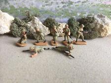 Strelets World war 1 British camel corps 1:72 painted