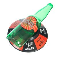 SPIN THE BOTTLE ADULT DRINKING GAME ALCOHOL HOME PARTY OFFICE FUNNY NOVELTY GIFT