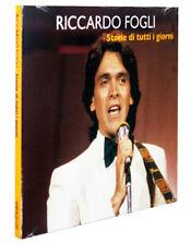 RICCARDO FOGLI - STORIE DI TUTTI I GIORNI [DIGIPACK / CD 2008] FUORI CATALOGO