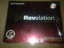 24 x Dunlop Revelation Distance Golf Balls Brand new Boxed RRP - £24.99