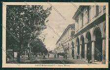 Asti Nizza Monferrato cartolina QQ7115