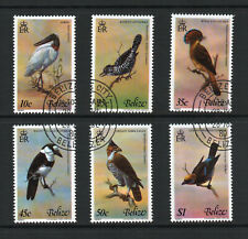 Belize - 1980, Birds, Used