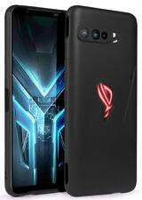 Matte Black TPU Case Slim Flexible Cover for Asus ROG Phone 3 (ROG-3) ZS661KS