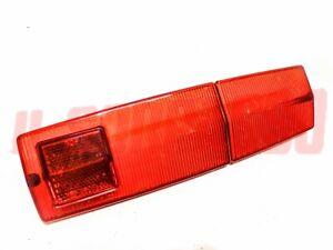 Plastic Right Side Rear Light Fiat 124 Spider 1400 Cc Altissimo Export