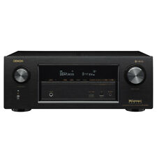 Denon AVR-X2400H 7.2 Channel Full 4K Ultra HD Network AV Receiver with HEOS