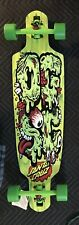 Santa Cruz (O.G./S.C-Goo Bloody Eye Ballz Graphic)Downhill Complete Skateboard