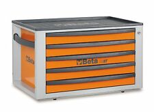 Beta 023000521 C23 St-o Portable Tool Chest With Five Drawers in Orange
