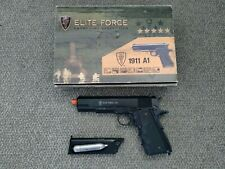 New listing Elite Force Full Metal 1911 A1 CO2 Airsoft GBB Gas Blowback Pistol Umarex KWC