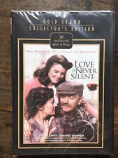 Hallmark Hall of Fame Love is Never Silent  DVD - New Free Ship