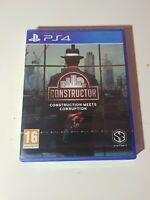 Constructor FRA - Playstation 4 (Ps4) Neuf Sous Blister