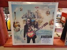 Ace Frehley From Kiss Origins Vol 1 2x LP NEW BLUE vinyl Paul Stanley SLASH