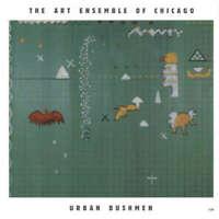 The Art Ensemble Of Chicago - Urban Bushmen (2xL Vinyl Schallplatte - 168905