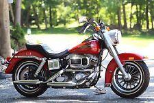 1984 Harley-Davidson FLHS ELECTRA GLIDE SPORT