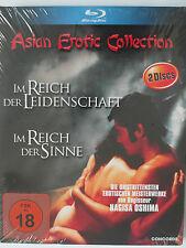 Im Reich der Leidenschaft + der Sinne - Asian Erotik Collection Skandal Sammlung