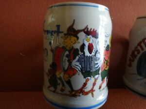 1992 Wurstfest Mug  No Defects