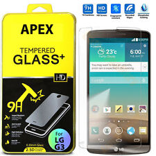 Ultra Slim Premium HD Tempered Glass Protective Screen Protector Film for LG G3