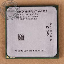 Amd Athlon 64 X2 4200 + 2.2 GHz de doble núcleo (Ada4200daa5bv) Procesador Socket 939