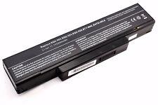 Batterie pour Asus A32-F2 A32-F3 A32-Z94 A32-Z96 A33-F3 A9 F2 F3 M51 S62 S6F S96