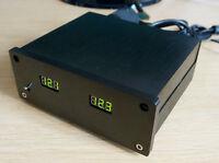 Hifi 2 way linear power supply DC-2 USB/preamp /DAC/external linear PSU