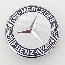Bonnet Badge Emblem Hood for Mercedes Benz C CLK E S Class W220 W203 W210 W208