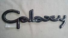Neues Emblem Logo Schriftzug Chrom Ford Galaxy (Bj.92-06) 1021478 #VH0164