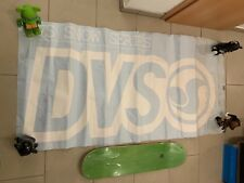 DVS Skateboard Schuhe Shoes Footwear Ramp Sticker 01 Banner Poster Powell