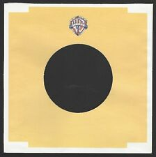 WARNER BROTHERS REPRODUCTION RECORD COMPANY SLEEVES - (pack of 10)