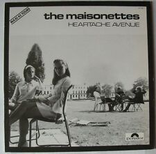 """The MAISONETTES (MAXI 45T 12"""")    HEARTACHE AVENUE"""