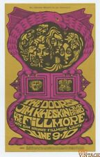 Bill Graham 67 Postcard Mailed