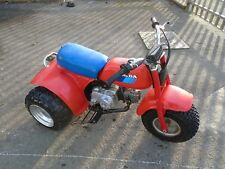 HONDA ATC 70 MINI ATV (1985) RED US IMPORT! VERY RARE EASY PROJECT! NO RESERVE!