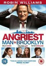 Angriest Man in Brooklyn 5060262852477 With Robin Williams DVD Region 2