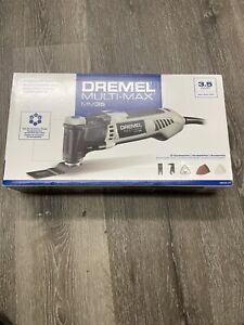 NEW Dremel MULTI-MAX MM35 3.5 Amp Oscillating Multi-Tool Kit + 12 Accessories