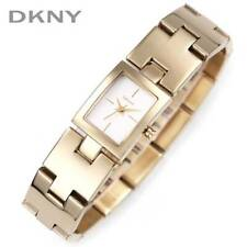 NEW Genuine DKNY Ladies Gold coloured bracelet watch NY8286 £89
