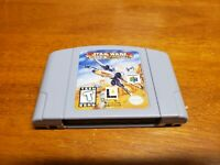 Star Wars: Rogue Squadron (Nintendo 64, 1998) Cleaned / Tested / Authentic N64