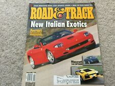 2002 Mercedes Benz C230 Sports Coupe Road and Track Magazine