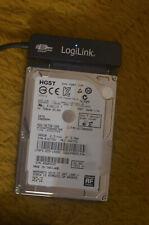 "Laptopfestplatte 2,5"" 500GB Sata HGST 5K750-500"
