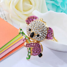 New Style Koala Bear Keychain Key Ring Handbag Pendant Fashion Women Gifts Top